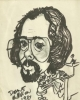 Cartoon of Stevie 1981